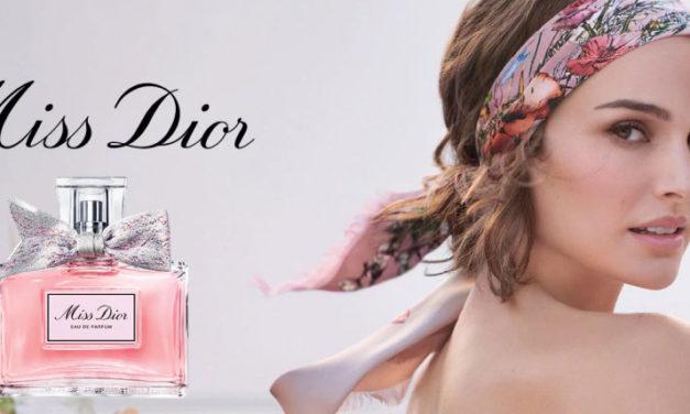 El mejor perfume de la temporada es un sueño de alta costura, Miss Dior Eau de Parfum