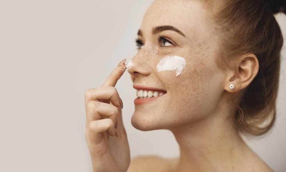 Reducir las manchas de la piel