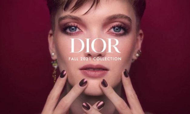 Maquillaje Dior para este otoño-invierno: colección Birds of a Feather